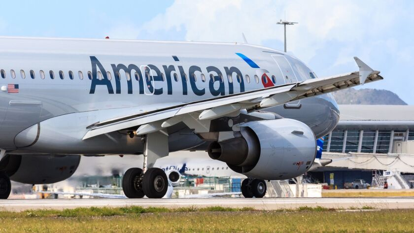 American Airlines will let basic economy passengers travel with carry-on bags