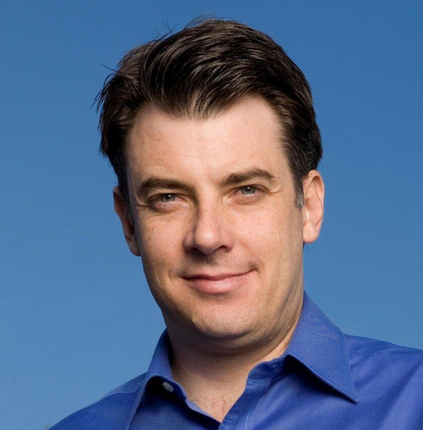 Erik Holmlin, president and CEO of BioNano Genomics.
