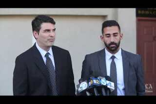 Farook family lawyers discuss FBI's comments about attacker's Facebook post