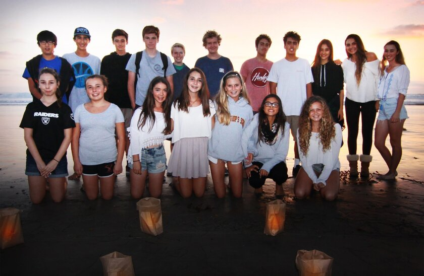 labrynth2014.peace-La_Jolla_High_School_Interact_Club_and_Muirlands_Middle_School_Bully_Busters_Club
