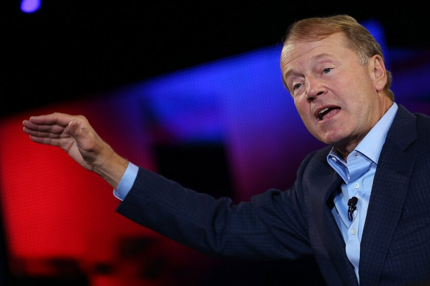 John Chambers, who stepped down as chief executive of Cisco Systems Inc. last year to become its executive chairman, will speak at the Montgomery Summit in March in Santa Monica.