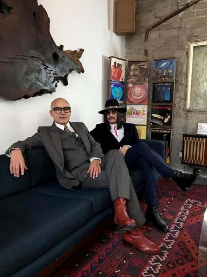 Bostich + Fussible of Nortec Collective