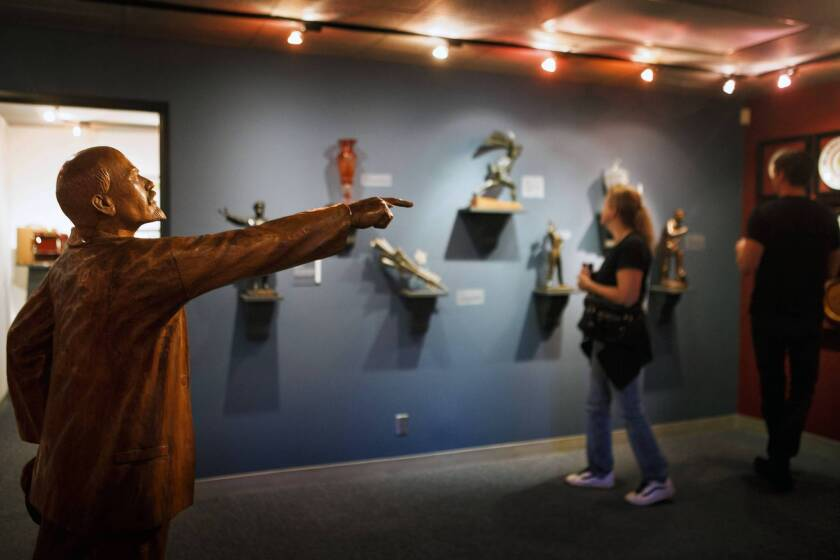 Culver City's Cold War museum is hoping for a victory