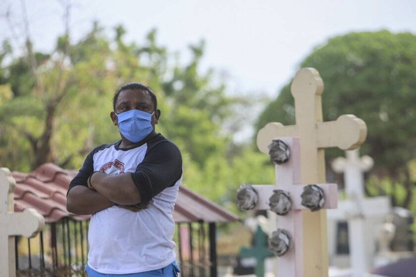 Virus Outbreak Nicaragua