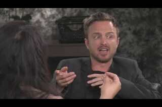 Times' Yvonne Villarreal talks with Aaron Paul about his character on 'The Path'