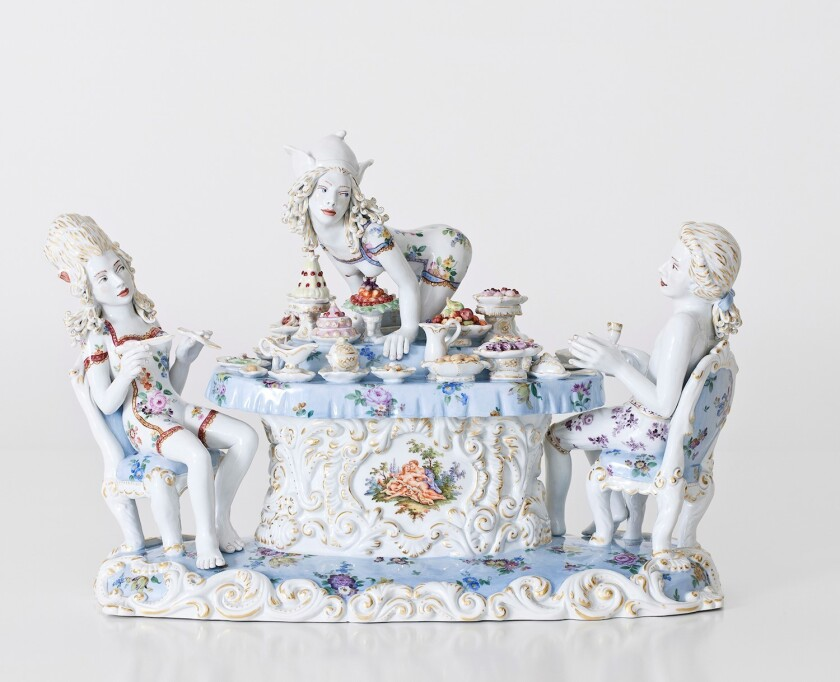 Rococo, Rivals and Revivals