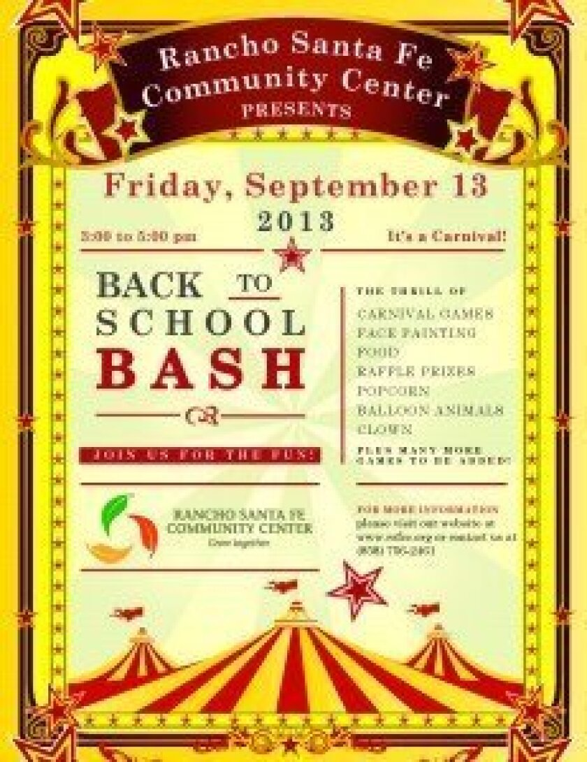 Back To School Bash1