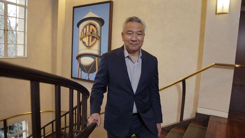 BURBANK, CA., FEBRUARY 20, 2019 -- Warner Bros. CEO Kevin Tsujihara at the 4000 Warner Blvd. Burbank