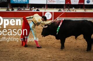 Open Season: Bullfighting in Tijuana