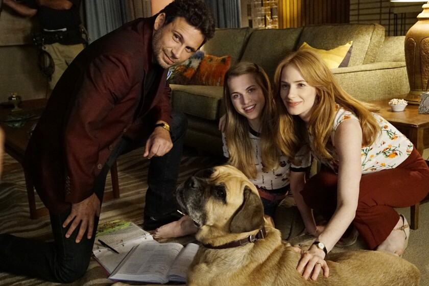 """Jeremy Sisto, Anne Winters and Jaime Ray Newman in the pilot episode of """"Wicked City."""""""