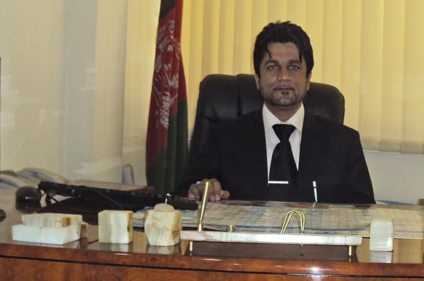 Ahmad Shah Wahid