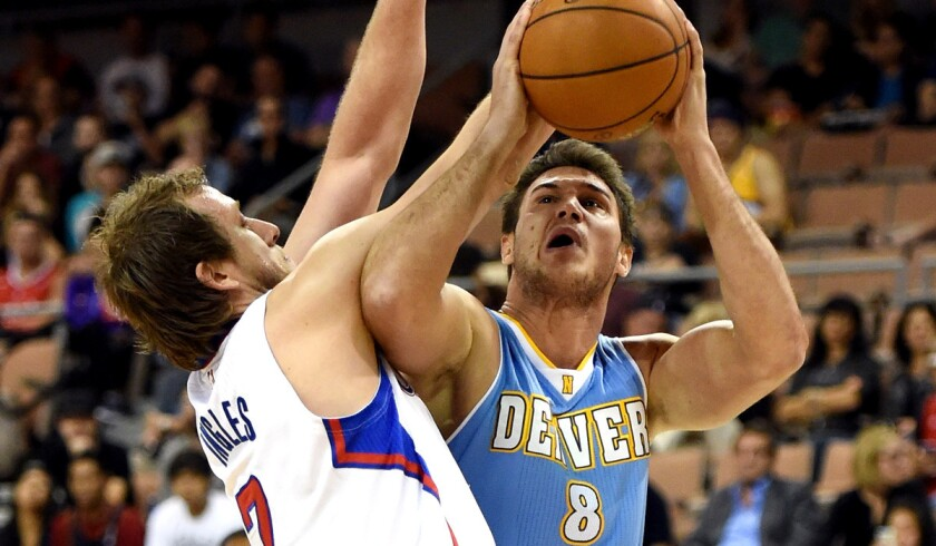 quality design b4917 2eeaa Clippers cut forward Joe Ingles to bring roster to 15 - Los ...