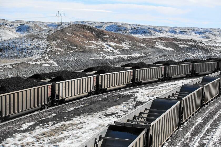 Wyoming's Powder River Basin coal