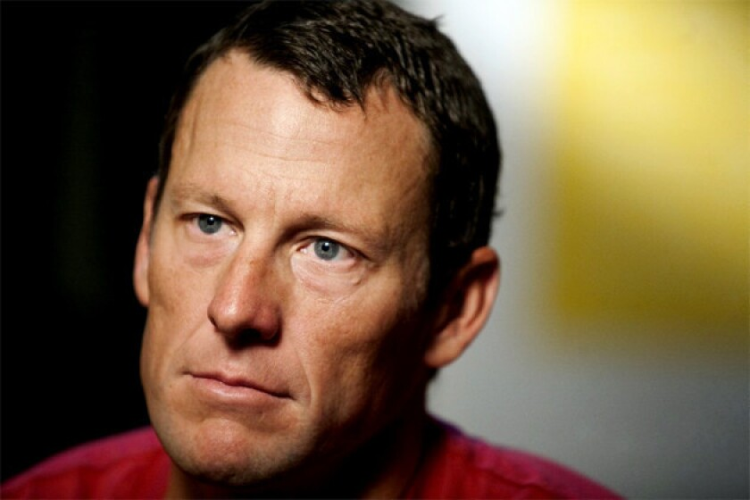 Report: Lance Armstrong weighing doping confession