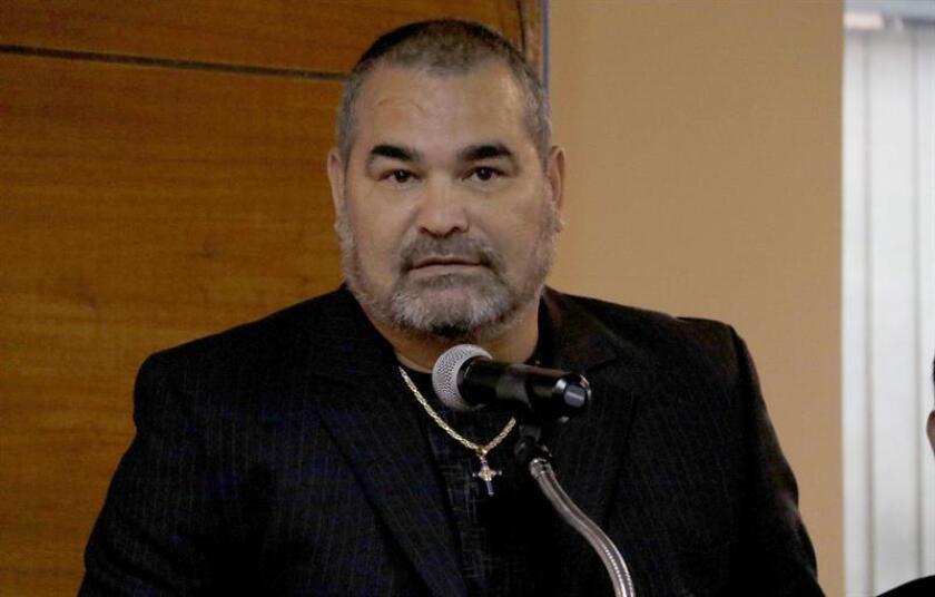 El exarquero internacional paraguayo José Luis Chilavert. EFE/Archivo