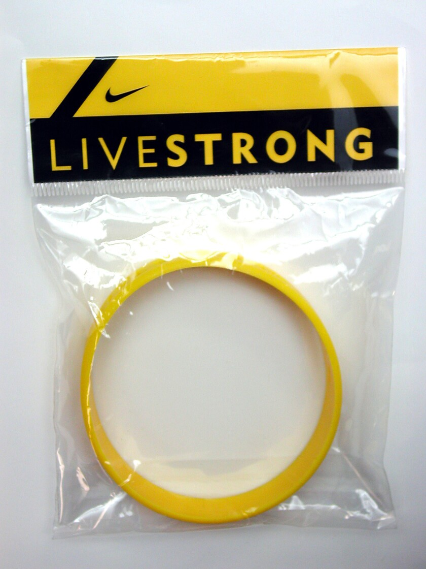 Nike cuts ties with Livestrong, the cancer charity founded by disgraced cyclist Lance Armstrong.