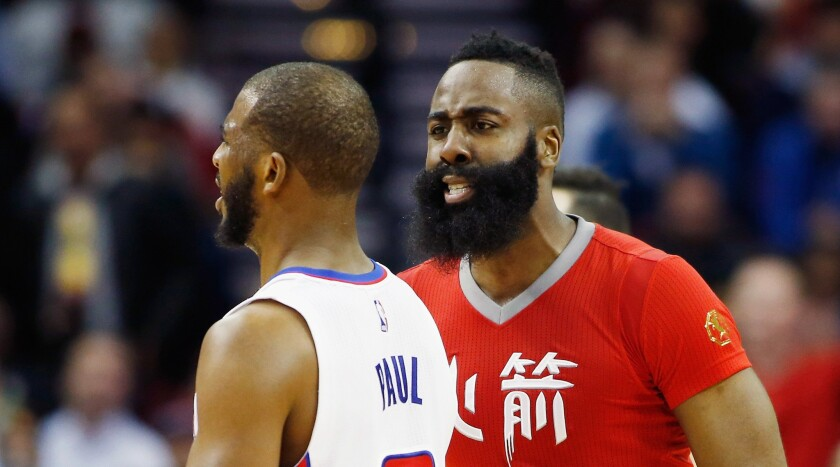 Chris Paul, James Harden