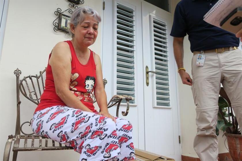 El Programa de Asistencia Pública de la Agencia Federal para el Manejo de Emergencias (FEMA, por sus siglas en inglés) informó hoy que ha aprobado 2.000 millones de dólares en asistencia para la recuperación de Puerto Rico por las devastaciones de los huracanes Irma y María. EFE/ARCHIVO