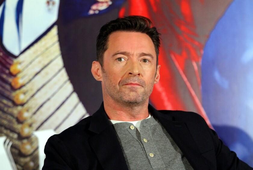 Gracias al personaje de Jean Valjean, Hugh Jackman (foto) consiguió la única nominación que ha tenido hasta ahora para el Óscar, como Mejor Actor.