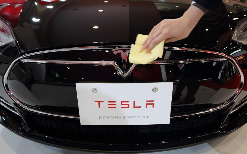 Tesla Motors gets top Consumer Reports owner satisfaction ranking