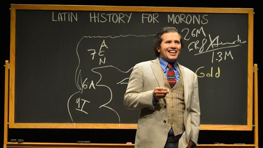 """Great Performances: John Leguizamo's Road to Broadway"" on PBS"