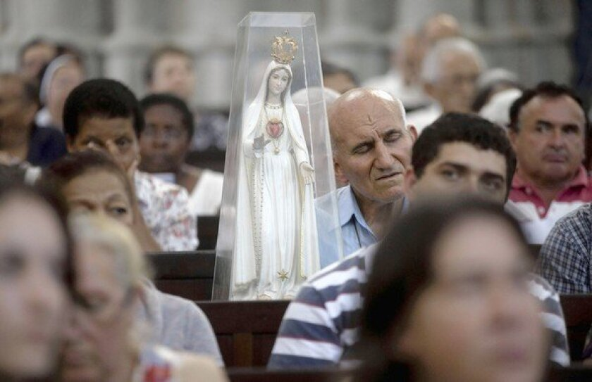 As a new pope is chosen, Latin America hopes for more sway