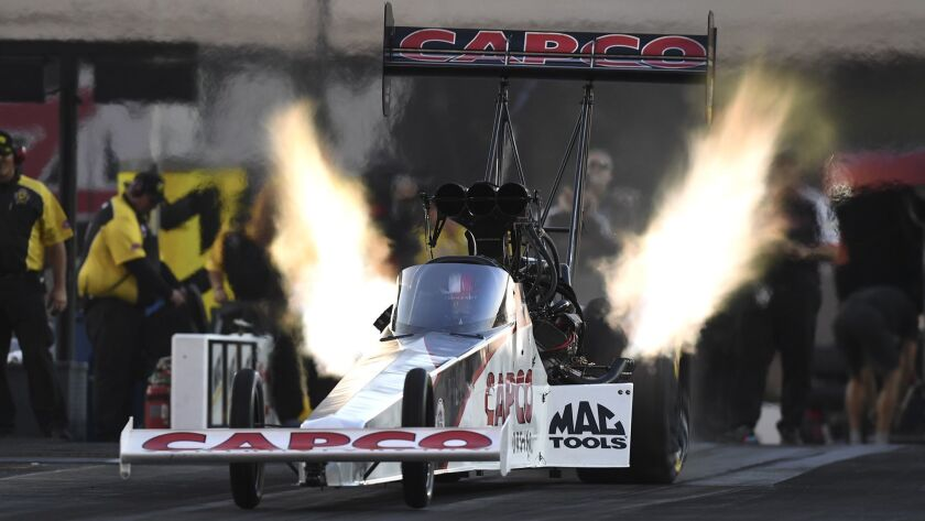 History is at stake for Steve Torrence and J R  Todd at the