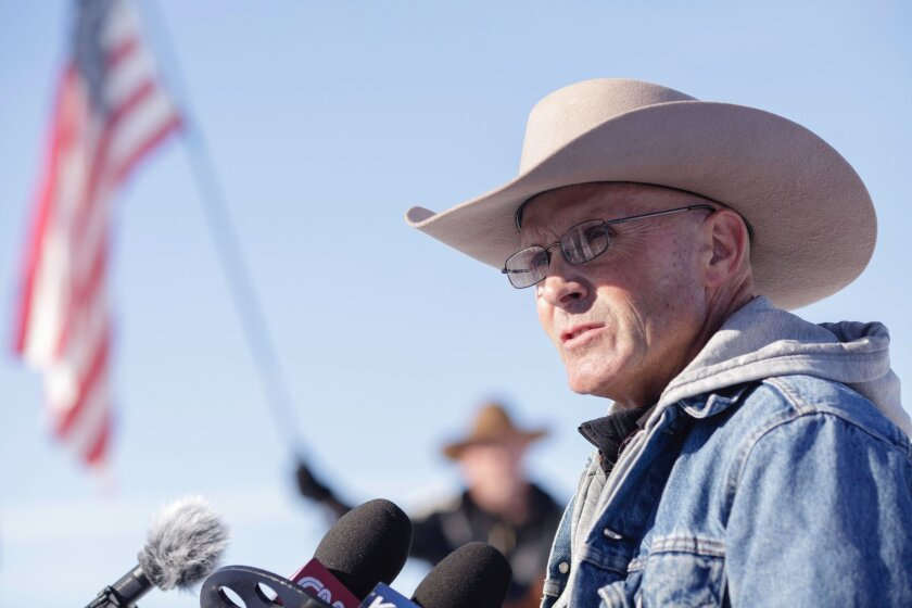 "Robert ""LaVoy"" Finicum, who often served as a spokesman for armed occupiers of the Malheur National Wildlife Refuge, was killed Tuesday in an altercation with federal authorities."