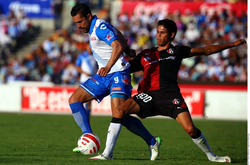 Puebla no pudo ganar en casa y podría descender a Segunda muy pronto.