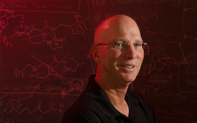 Kim Janda, a scientist at The Scripps Research Institute.