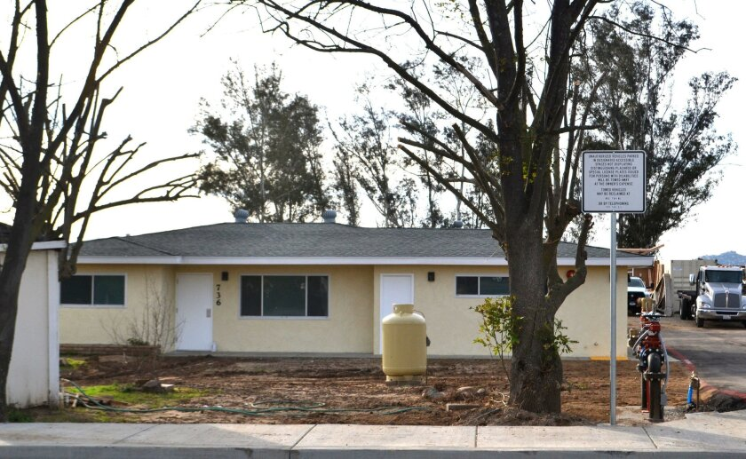 An application for a medical marijuana collective operating certificate is pending for this site, 736 Montecito Way, according to the sheriff's department.