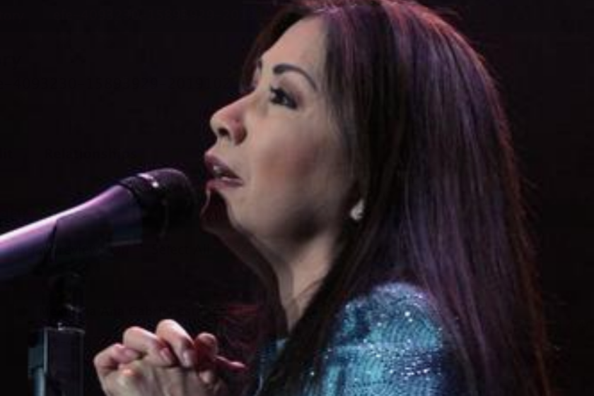 Mexicana Ana Gabriel Estara De Gira Por Estados Unidos En 2020 Los Angeles Times