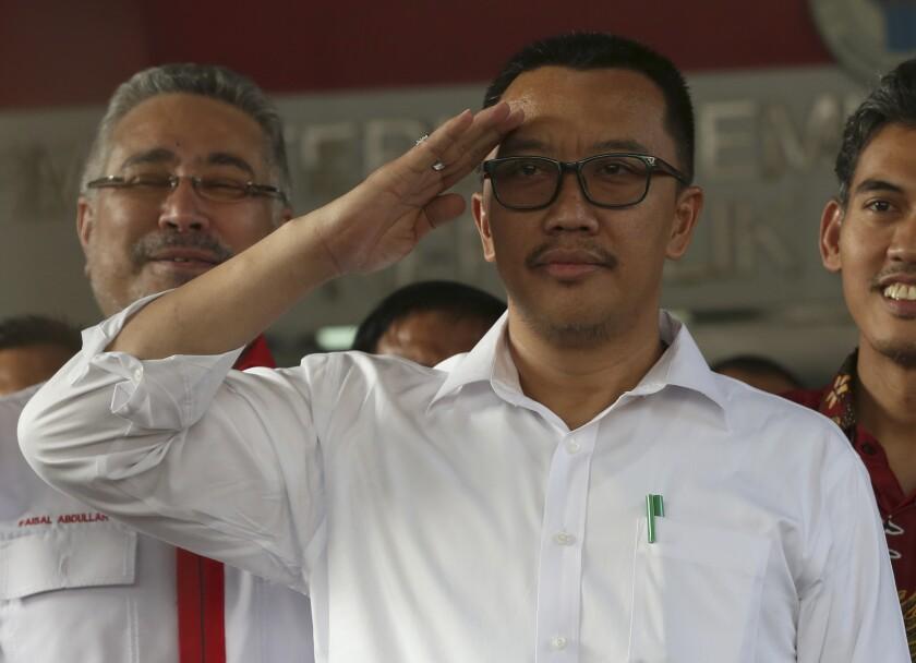 Indonesia Corruption