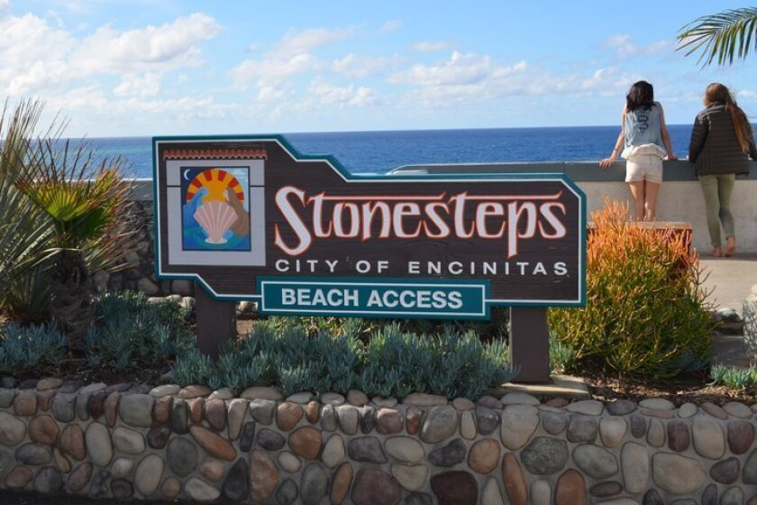 The Encinitas City Council wants regulations for sober-living homes in Encinitas. One such home near Stone Steps Beach has drawn complaints.