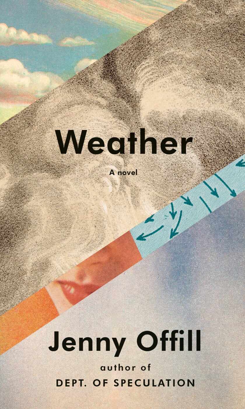 """""""Weather"""" by Jenny Offill."""