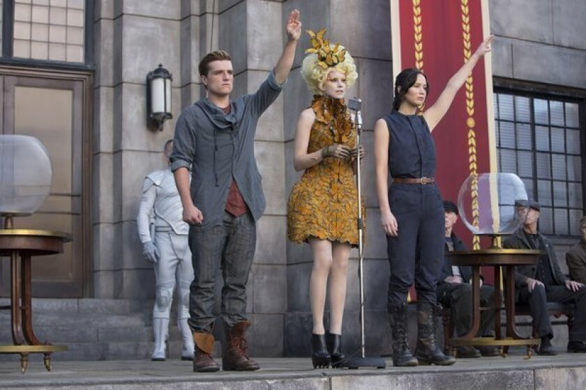 'Hunger Games: Catching Fire' box office: Five things to watch