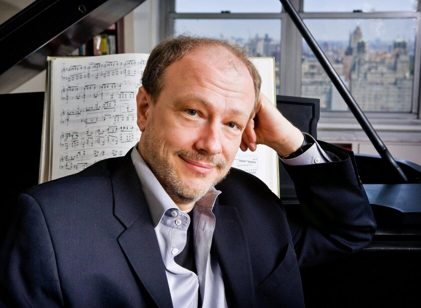 """""""An Evening With Marc-André Hamelin"""" is part of the La Jolla Music Society's SummerFest series."""