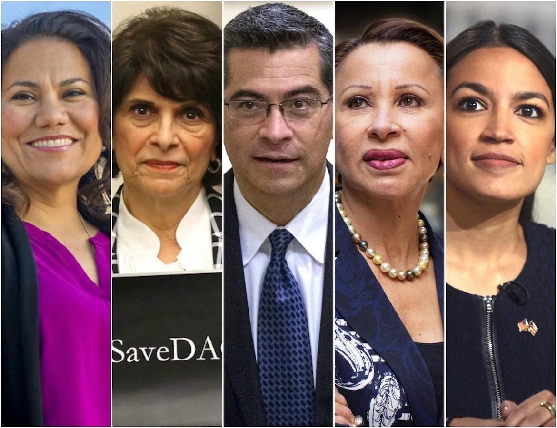 5 políticos hispanos que hacen diferencia.