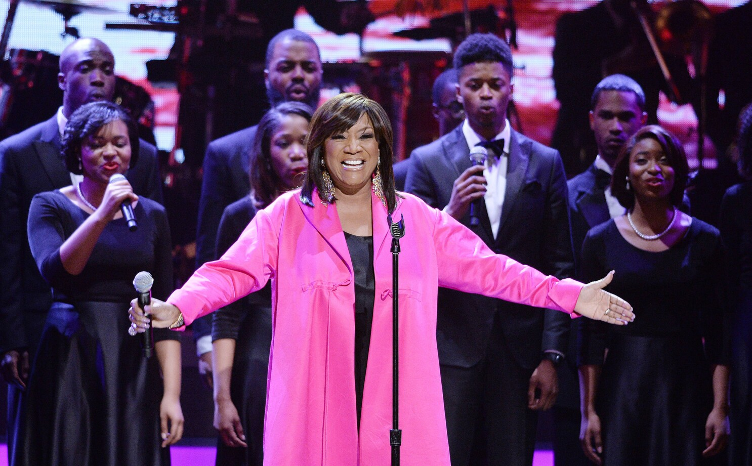 Patti LaBelle, still cooking up a storm, to sing Thursday at The Magnolia in El Cajon