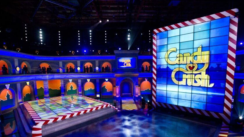 "CBS series ""Candy Crush"""