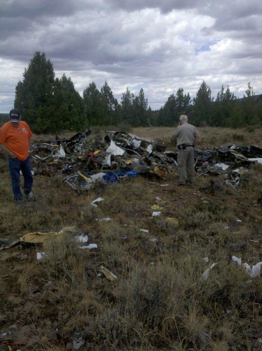 Bonsall horse breeder dies in Oregon plane crash - The San
