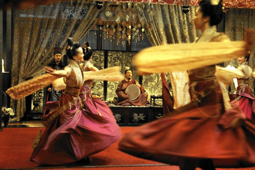 'The Assassin' has emotional resonance amid martial arts moves