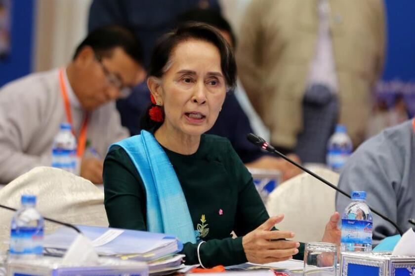 """Museo del Holocausto retira premio a líder birmana por """"limpieza étnica"""""""