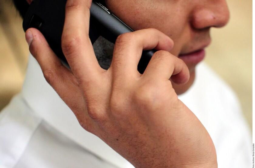 Cada día, en promedio, en la Ciudad de México se reportan 815 extorsiones telefónicas, de acuerdo con datos del Consejo Ciudadano local.