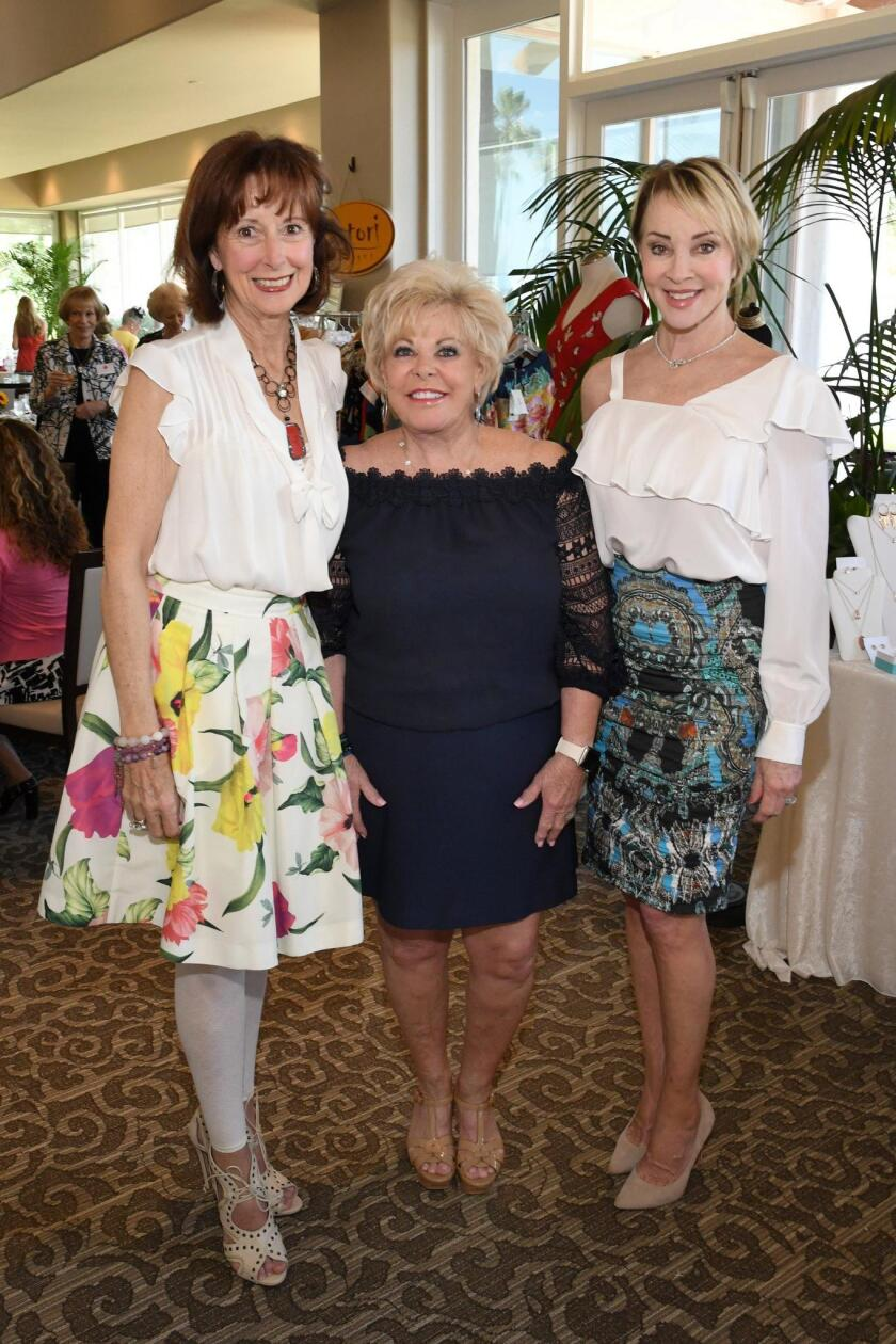 Barbie Spinazzola, Judy Ferrero, Denise Hug