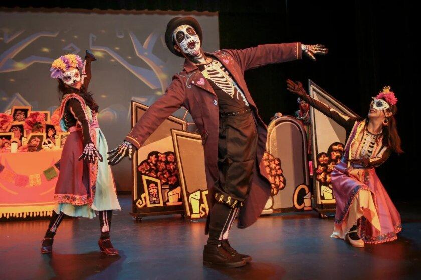 Sugar Skull! A Dia de los Muertos Musical Adventure