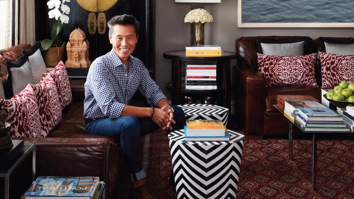 Celebrity Designer Vern Yip Shares His Rules For Creating A Beautiful Home Los Angeles Times