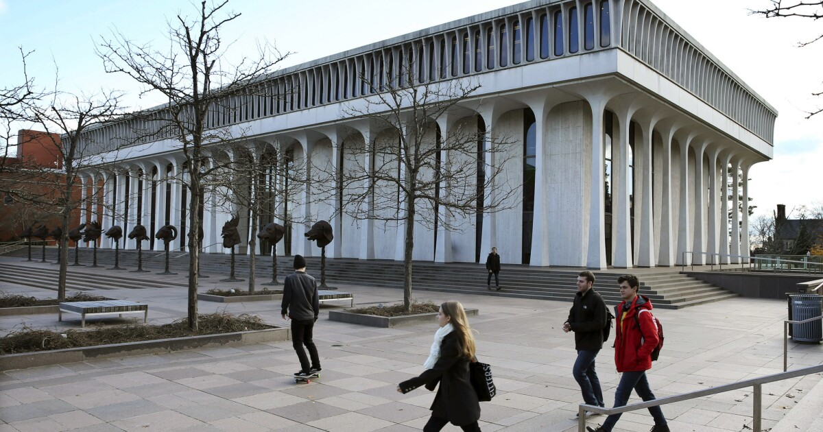 Op-Ed: Colleges have a lot to answer for — beyond racists' names on their buildings