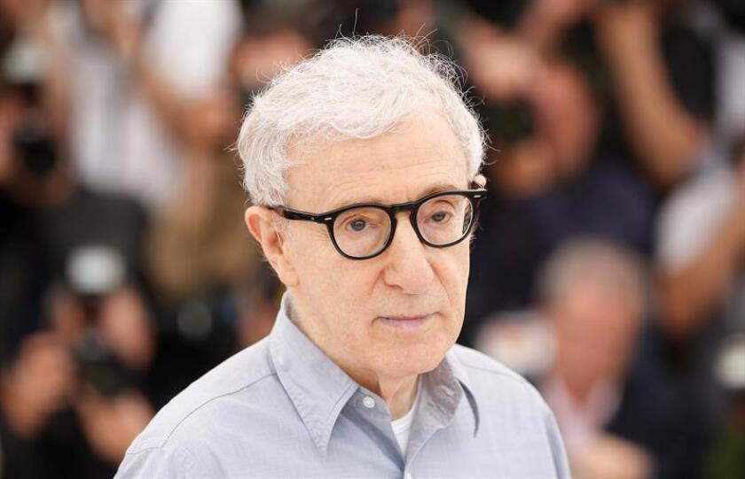 El cineasta estadounidense Woody Allen. EFE/Archivo