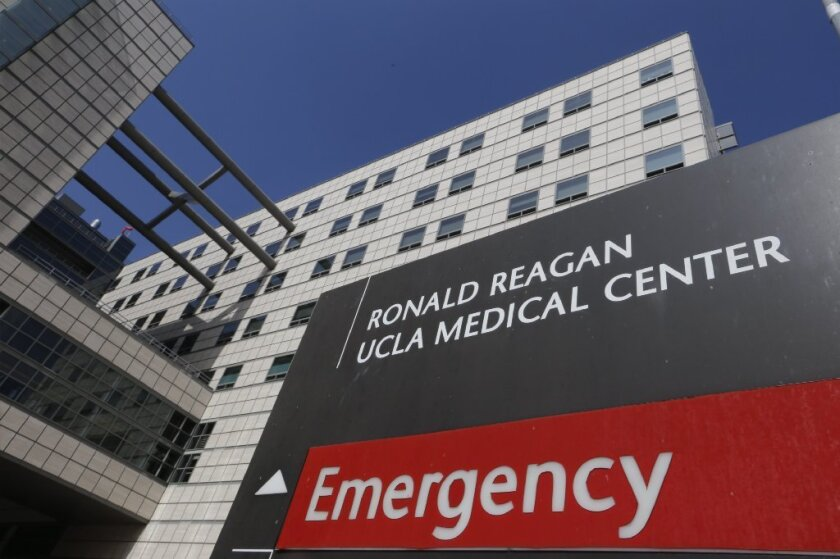 UCLA Health System data breach affects 4 5 million patients - Los
